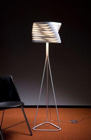 Lámpara de pie Boomerang de Almerich