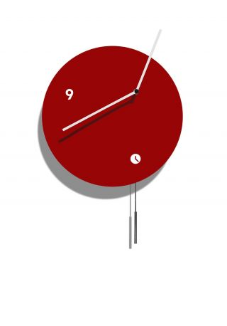 Reloj de pared Globus de Tothora