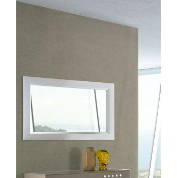Espejo de marco fino Teknicaa 750