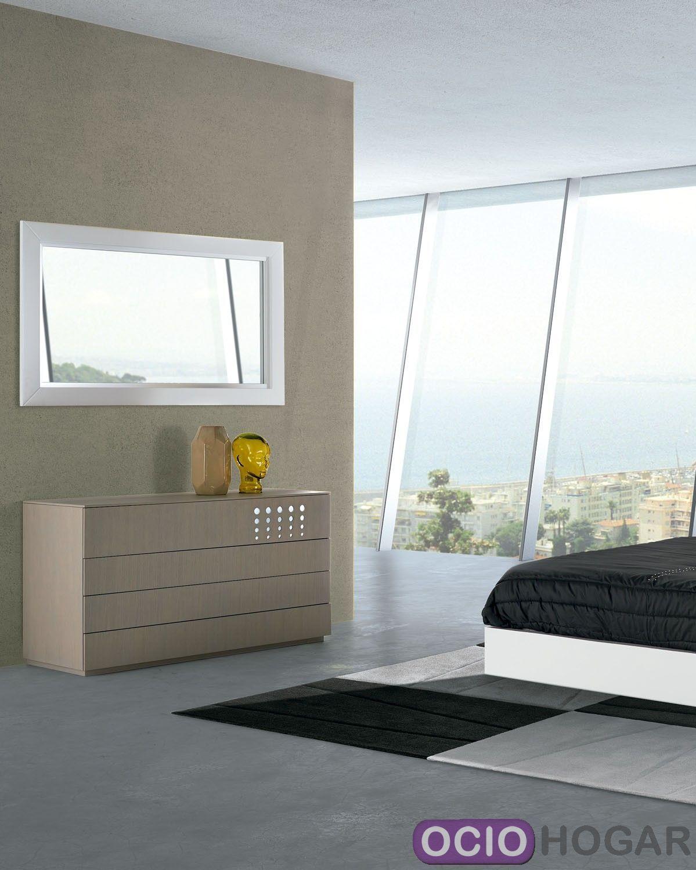 Espejo teknicaa 750 de clara home for Espejos finos decorativos