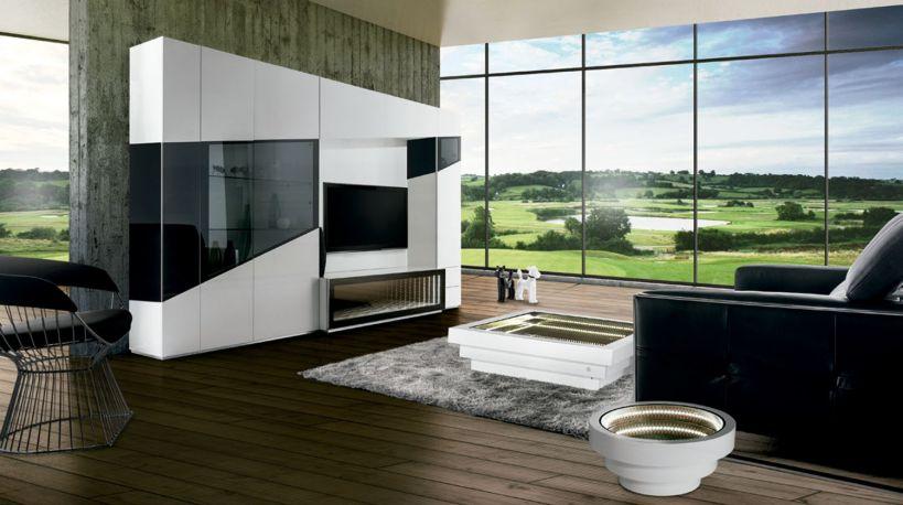 Mueble de tv teknicaa de clara home - Muebles salon originales ...