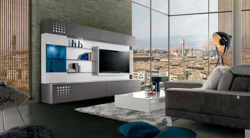 Mueble de TV 910 Teknicaa de Clara Home