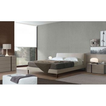 Joel, una cama con diseño nórdico