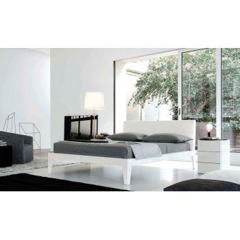 Amleto, una cama de diseño escandinavo