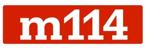 Logotipo M114