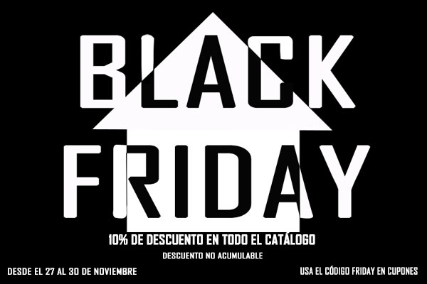 ¡¡Black Friday 2015!!