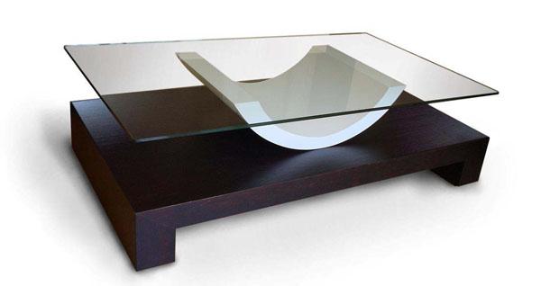 Mesas de salas modernas - Imagui