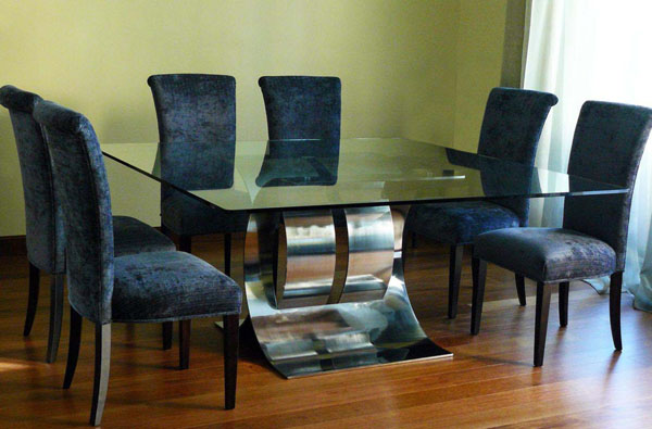Mesa de centro moderna en madera capela gonzalo de salas - Mesas de centro modernas para sala ...