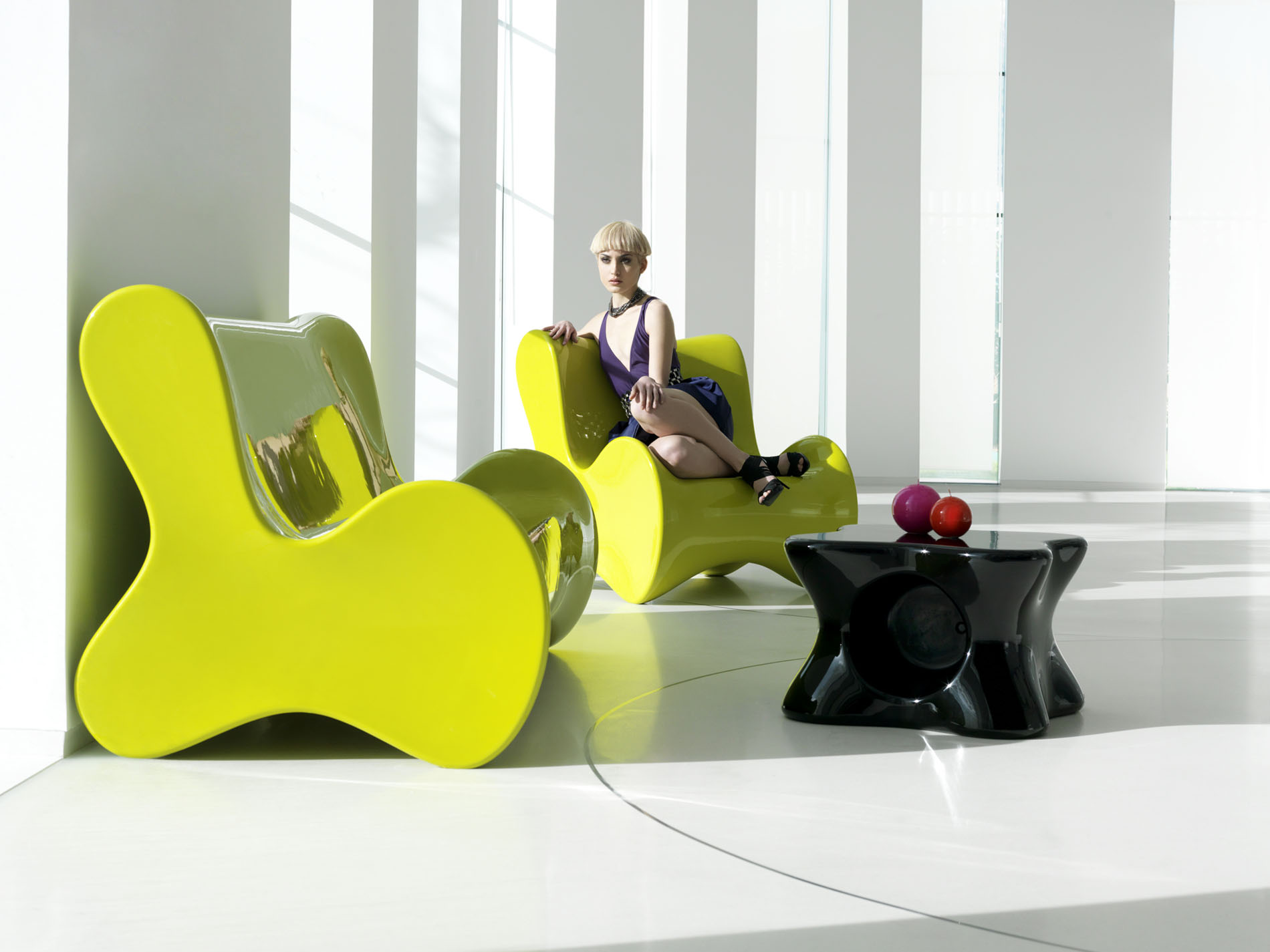 VONDOM. Muebles espectaculares de diseño para exterior.