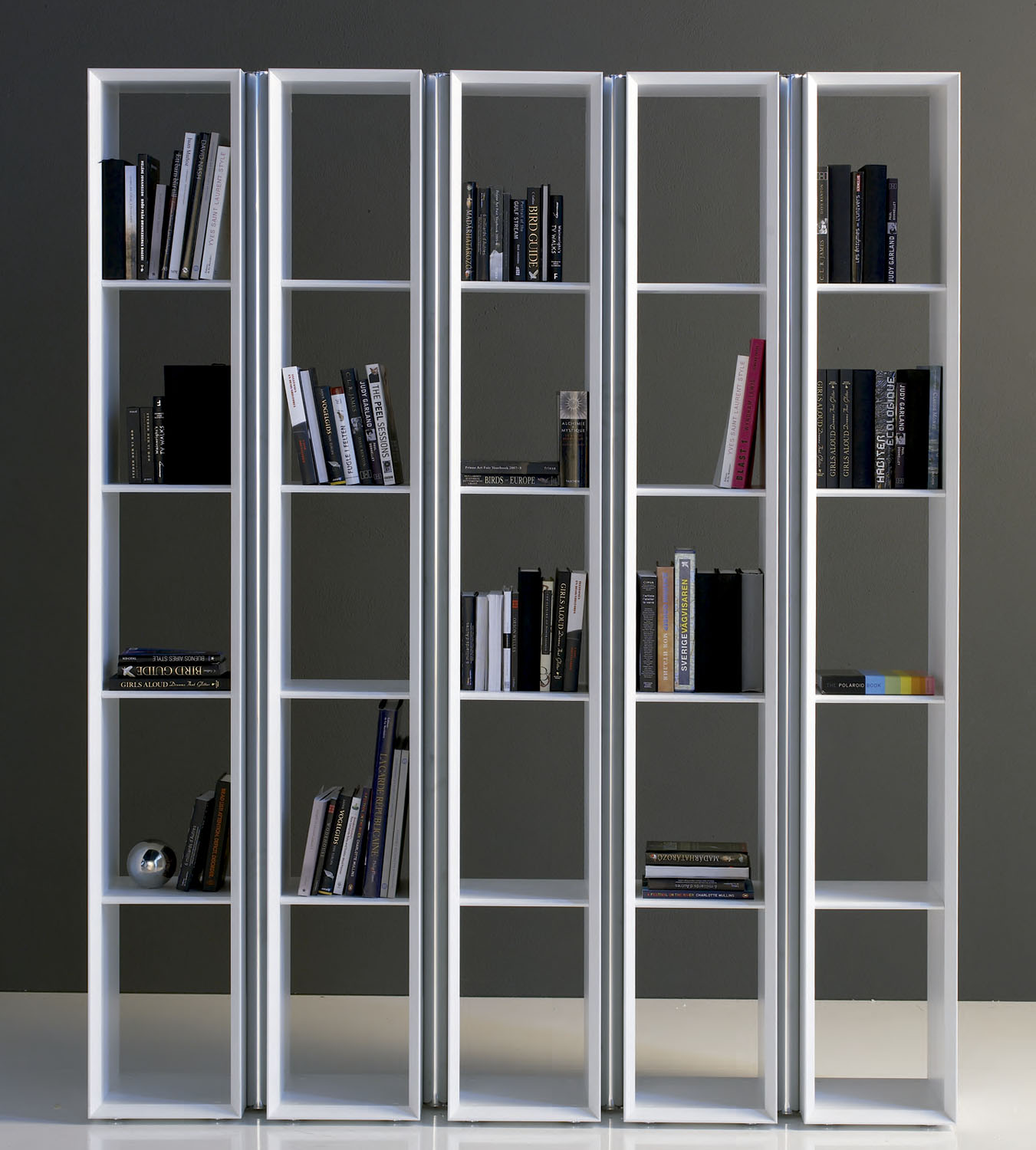 Librer a tag de cattelan italia for Mueble libreria