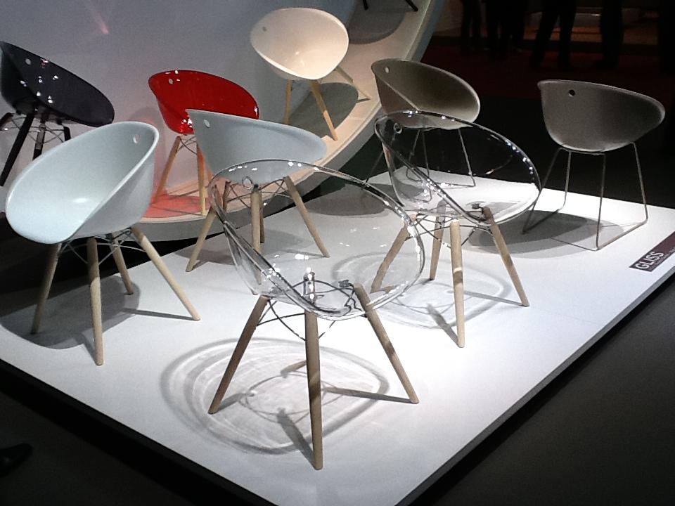 Pedrali en isaloni milano 2012 sillas y mesas de dise o for Mesas diseno famosas