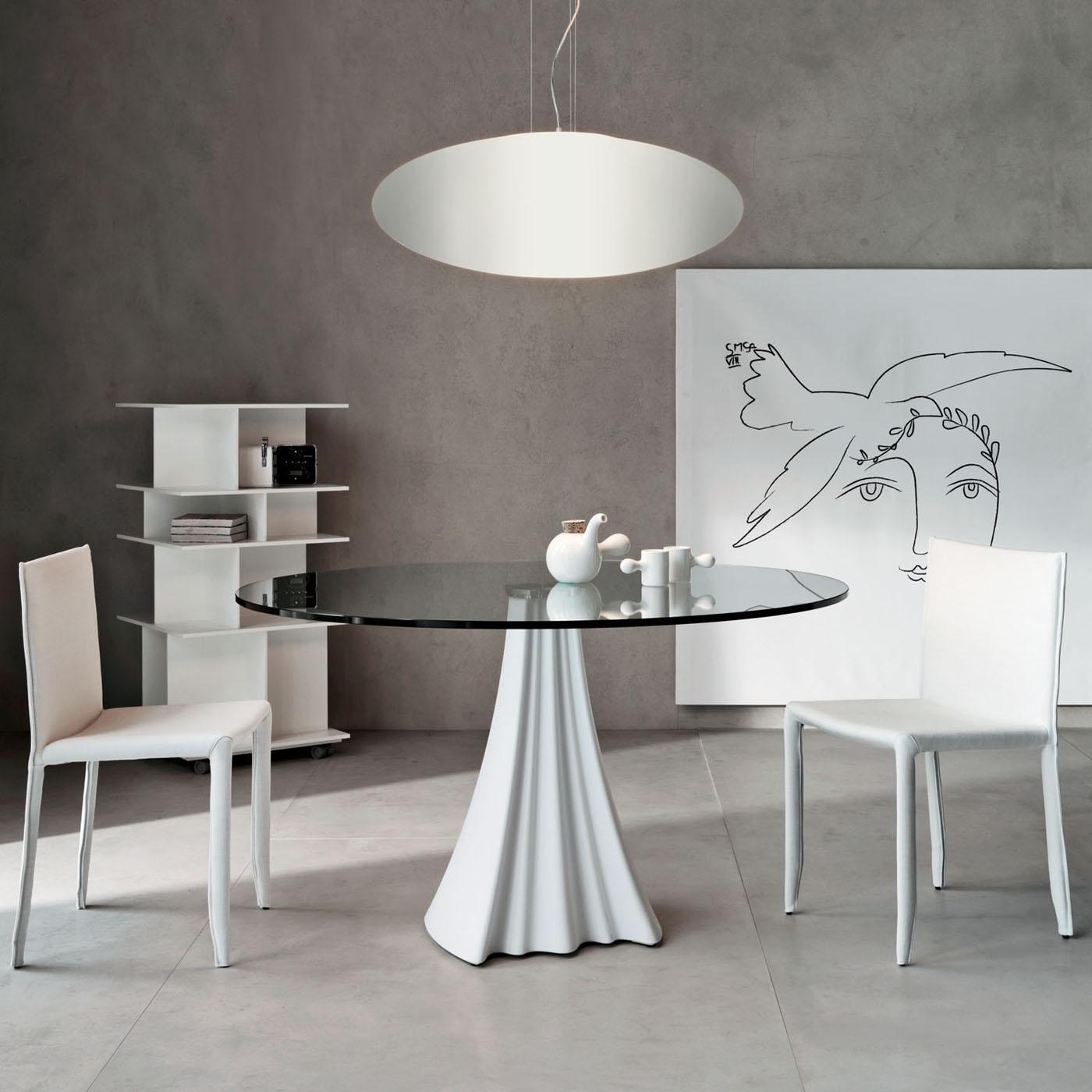 Mesas para comedores peque os - Comedores modernos para espacios pequenos ...