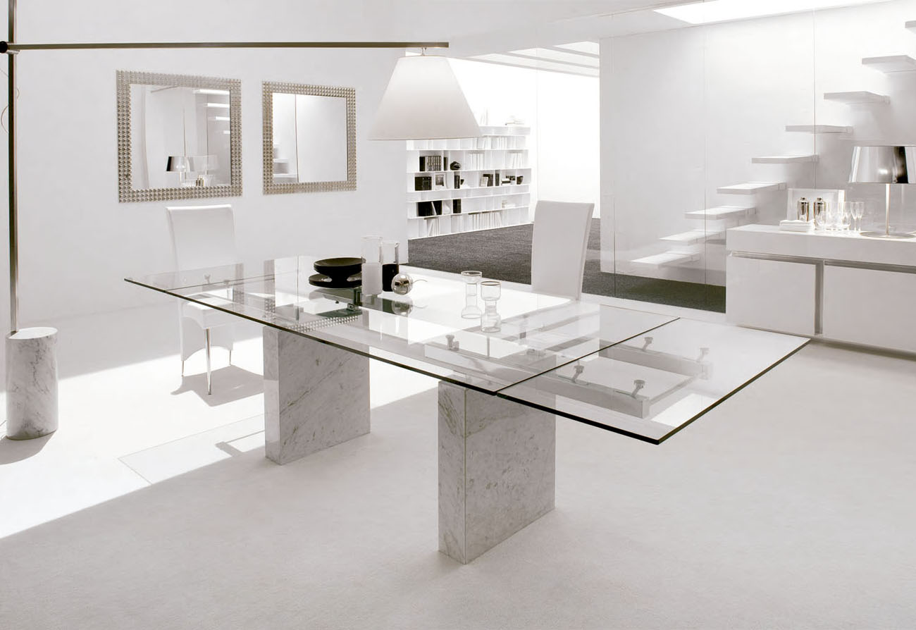 Muebles de lujo de diseño italiano