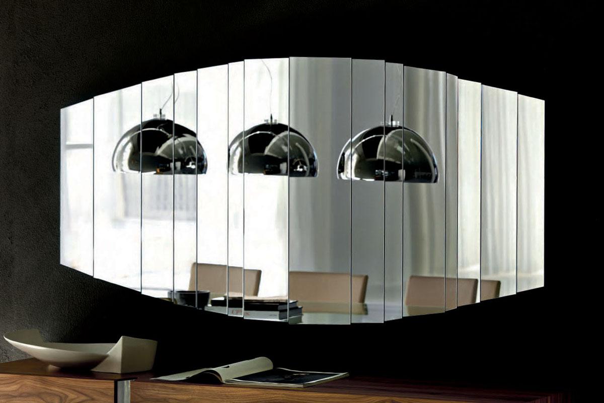 Espejo para recibidor stripes for Espejos decorativos para recibidor