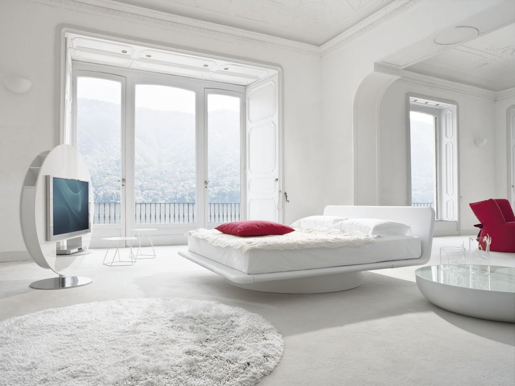 Muebles de diseño Giotto y Vision