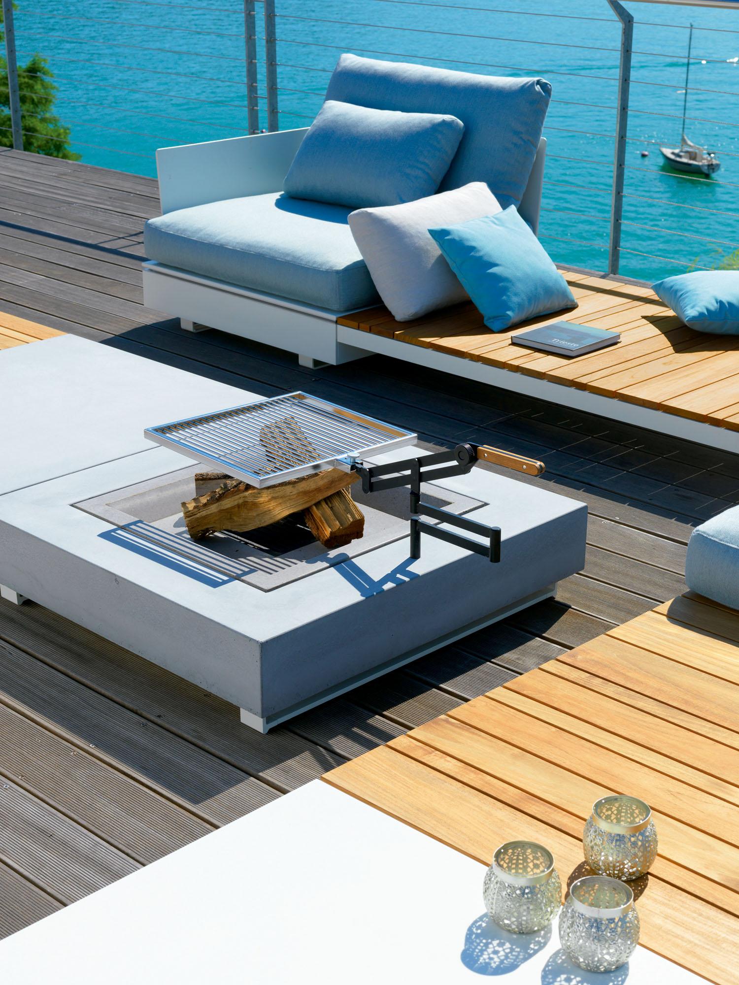 jardines urbanos muebles de dise o para exterior. Black Bedroom Furniture Sets. Home Design Ideas