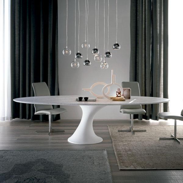 Novedades 2012 cattelan italia en mesas de diseño