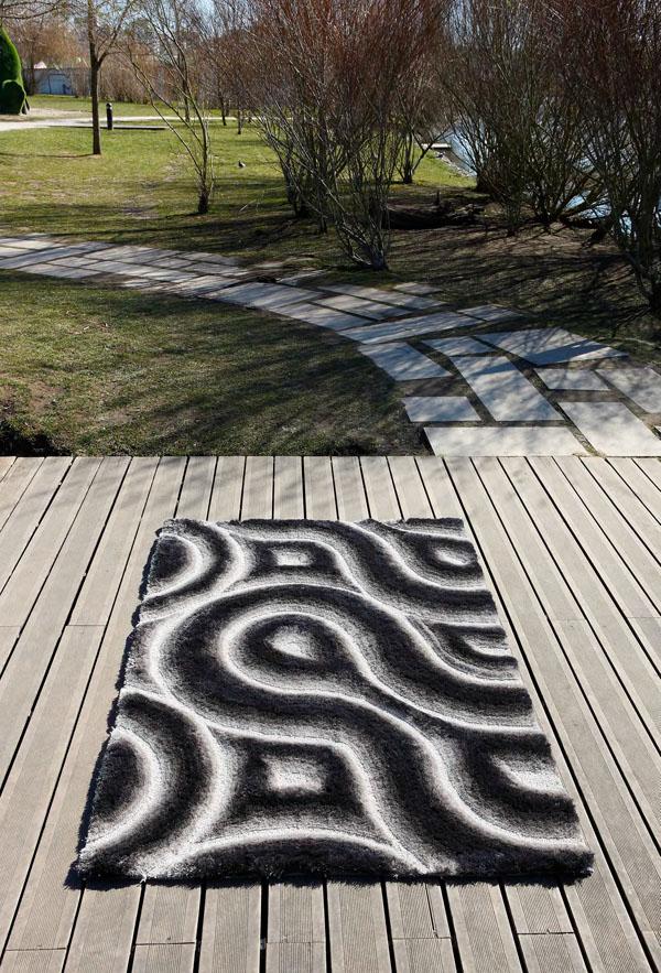 Carving firma portuguesa de alfombras modernas de dise o - Alfombras de diseno moderno ...