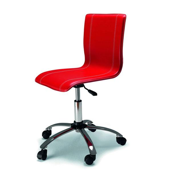Sillas modernas con ruedas para oficinas y despachos for Silla despacho diseno
