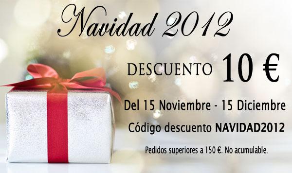 Regalos de Navidad 2012