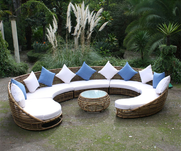 Colecci n 2013 de muebles de jard n majestic garden for Jardin 61 bariloche