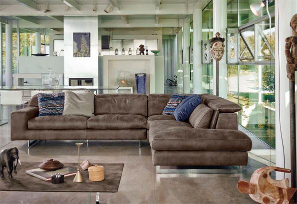 C mo decorar paso a paso el sal n con muebles de lujo for Muebles gamma
