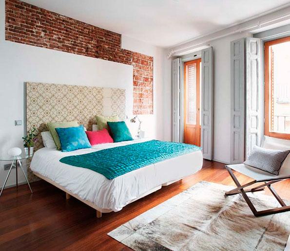 Decoraci n para un piso en la ciudad for Decoracion pisos romanticos