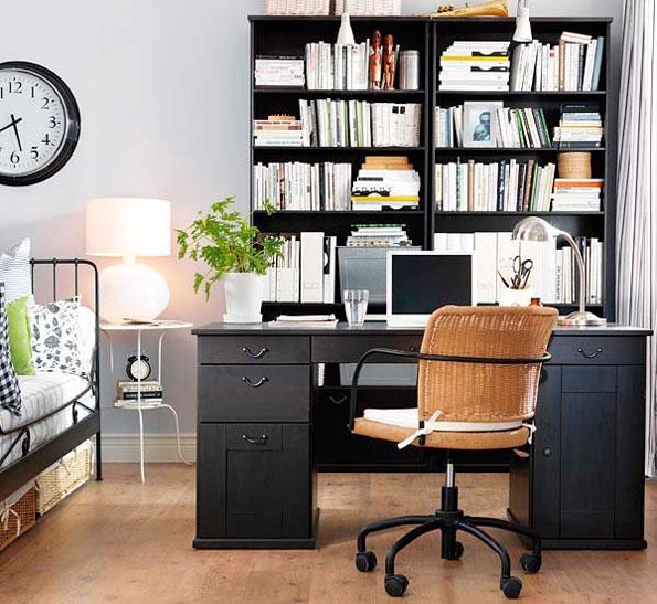 C mo crear el despacho en casa for Disenar un despacho