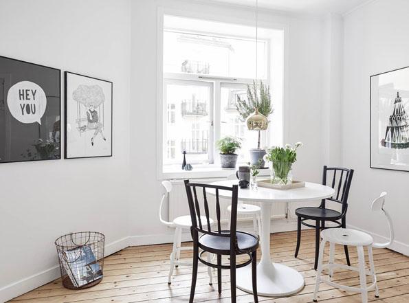 Gu a para decorar con muebles de dise o en estilo n rdico - Muebles diseno nordico ...