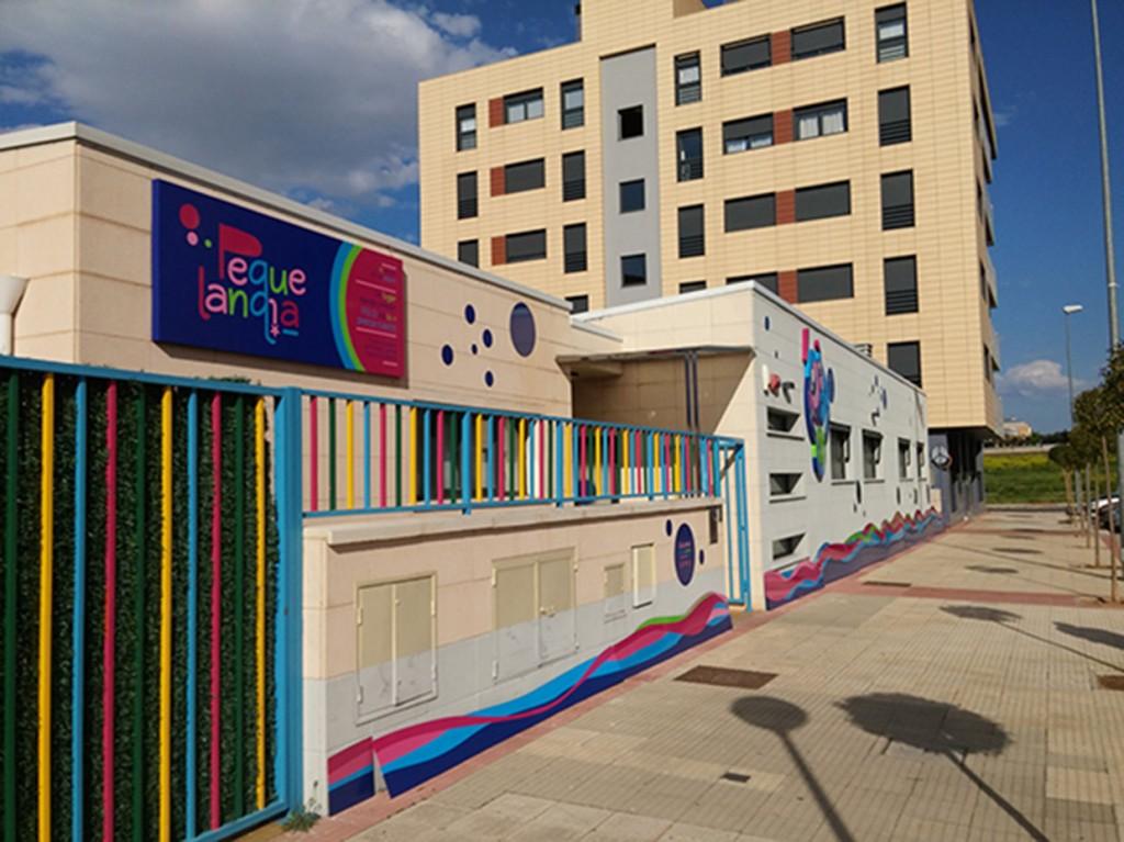 Proyecto Pequelandia en Logroño por Marta Fernández