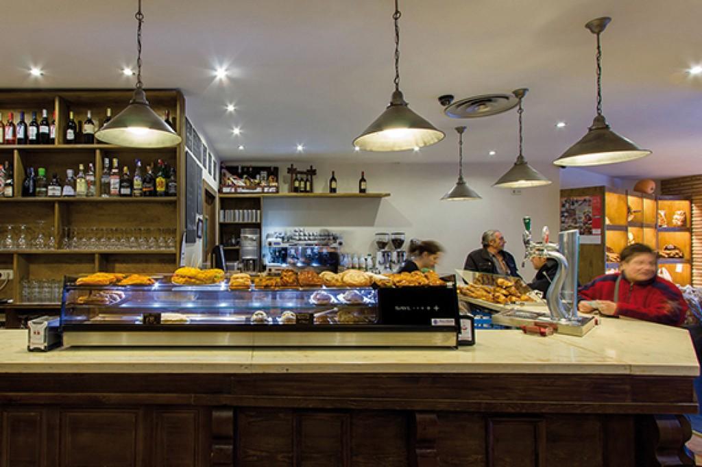 Cafetería de Logroño