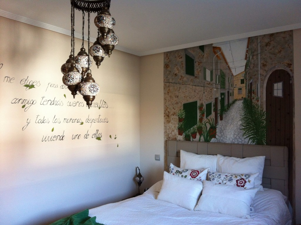 Dormitorio proyecto vivienda