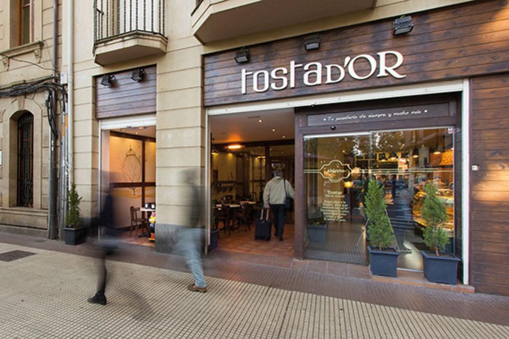 Remodelación establecimiento Tostad-Or en Logroño
