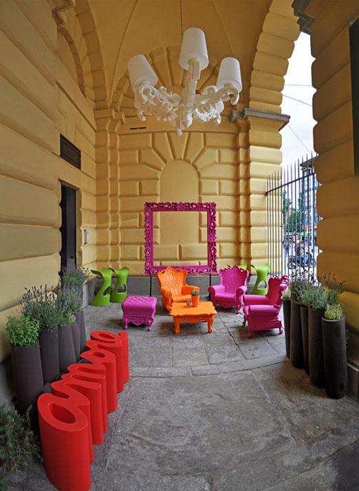 """""""Slide Lounge"""" cafetería en el centro de Milán, Piazza XXIV Maggio, 2, Milano, Italia"""