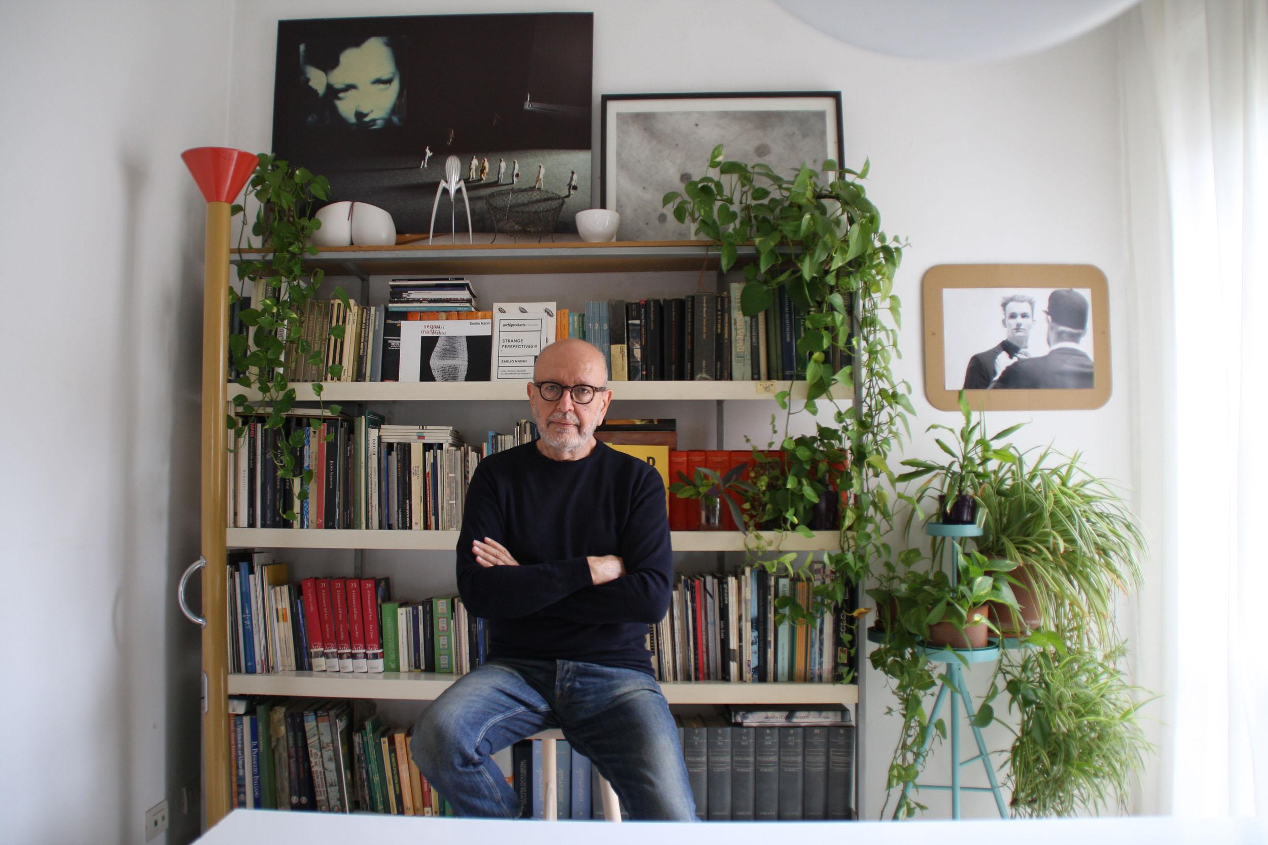 """Entrevista a Emilio Nanni: """"Diseñar es básicamente soñar"""""""