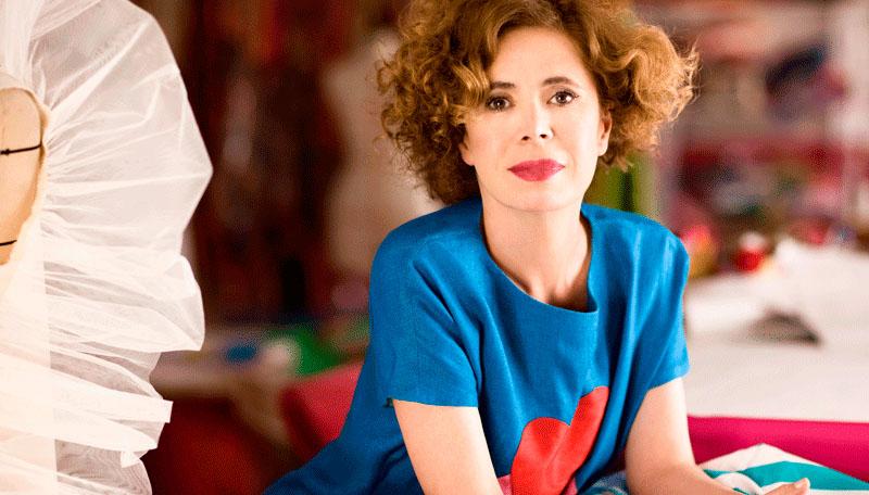 """Entrevista a Agatha Ruiz de la Prada: """"No me canso de aprender y plantearme nuevos proyectos, nuevos retos"""""""