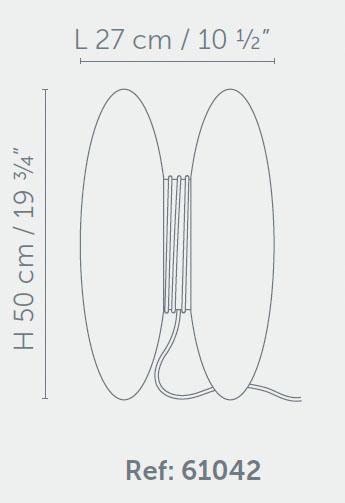 Diagrama lámpara Yo-Yo de Almerich
