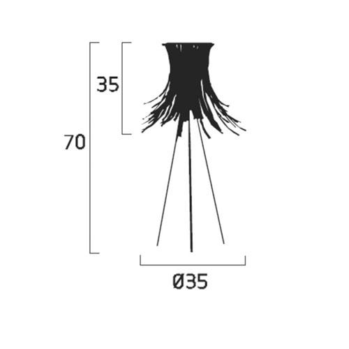 Diagrama Lámpara Bety de Arturo Álvarez