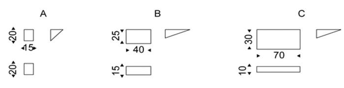 Diagrama estantería Pendola de Cattelan Italia