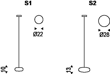 Medidas lámpara Lim