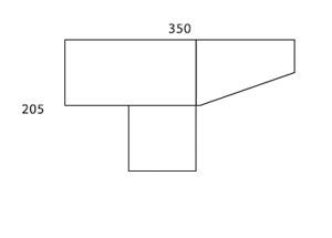 Diagrama dormitorio juvenil Violet de Dissery