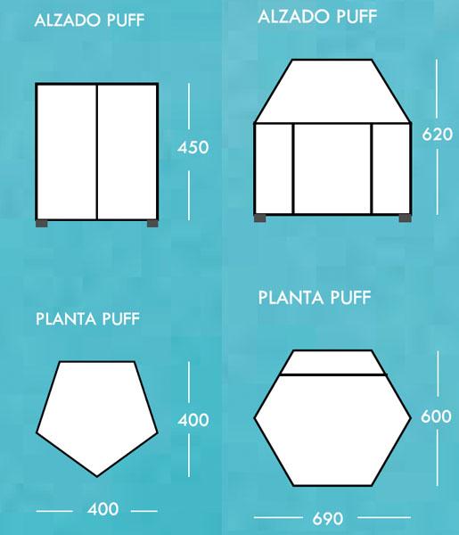 Diagrama Puff Hem FF de Apyou