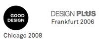 Good Design Award 2008 y Design Plus 2006