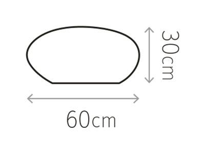 Diagrama medidas Petra 0 New Garden