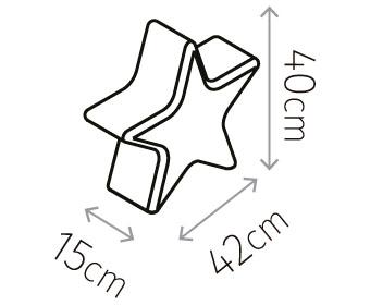 Diagrama de medidas Stanis