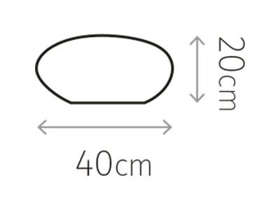 Dimensiones Petra 40 New Garden