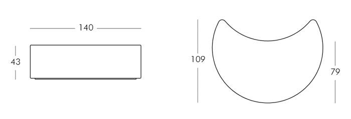 Diagrama banco Moon de Slide