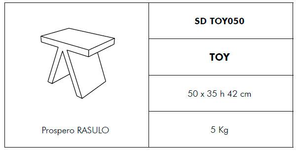 Diagrama mesa Toy de Slide