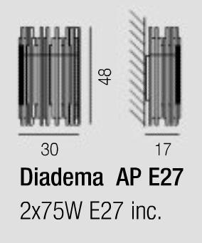 Diagrama Diadema AP E27