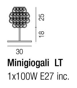 Diagrama Minigiogali LT